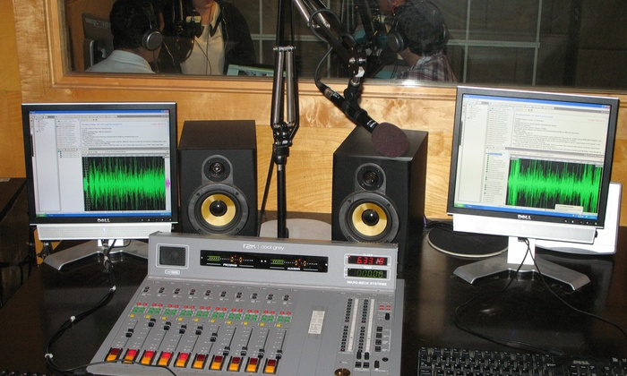 College of Sports Media - Downtown Toronto: C$200 for a Radio Sports-Broadcasting Fantasy Camp at College of Sports Media (C$400 Value)