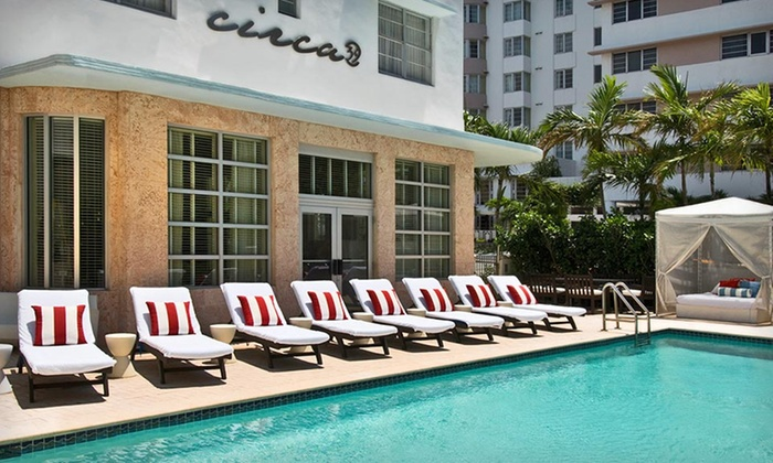 null - Miami: Stay with Daily Resort Fee Included at Circa 39 Hotel in Miami Beach, FL