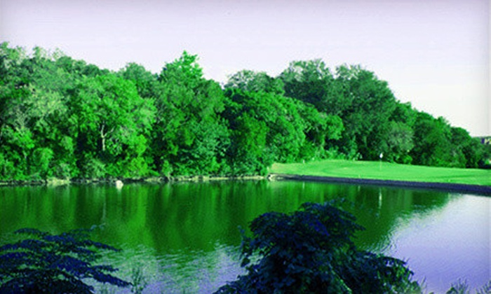 Balcones Country Club - Northwest Austin: One-Day Club Membership for Two or Four at Balcones Country Club (Half Off)