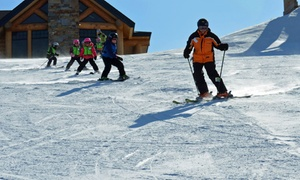 Mont Du Lac Resort: $53 for a One-Day Family Pass for Skiing, Tubing, and Snowboarding at Mont Du Lac Resort ($154.95 Value)