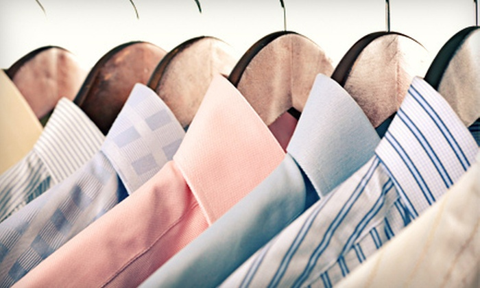 Four Seasons Cleaners - Multiple Locations: $19 for a VIP Dry-Cleaning Punch Card at Four Seasons Cleaners ($40 Value)