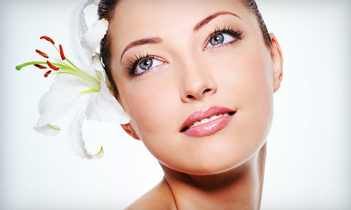 Wellness Heights - Greater Heights: One, Three, or Five Microcurrent Facial Rejuvenation Therapies with Elastin-Infusion at Wellness Heights (Up to 75% Off)
