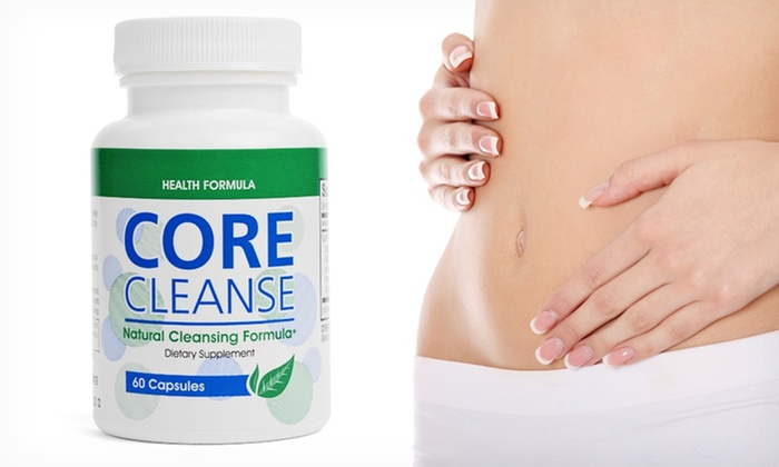 Core Cleanse Natural Cleansing Formula: Core Cleanse Natural Cleansing Formula