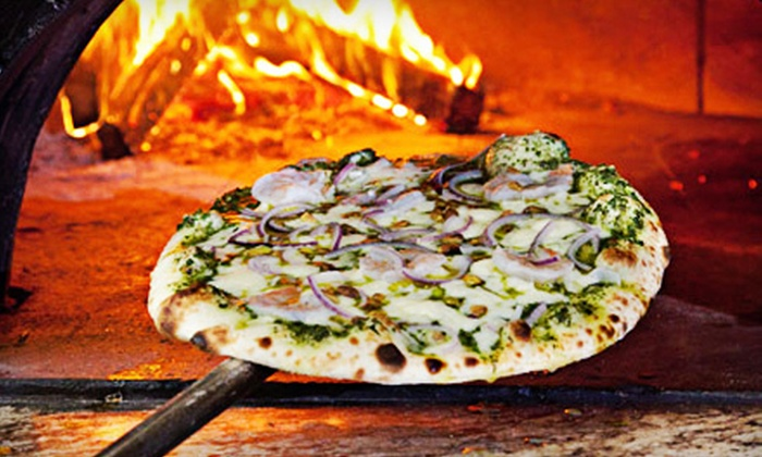 Leonardo Trattoria - Central Business District: $20 for $40 Worth of Italian Food and Drinks at Leonardo Trattoria