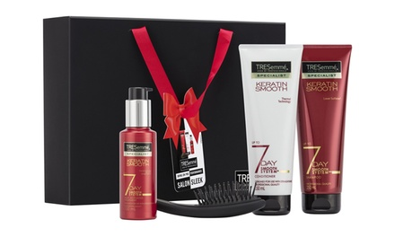 Up to Four TRESemme Bring on Pro Sleek Gift Sets