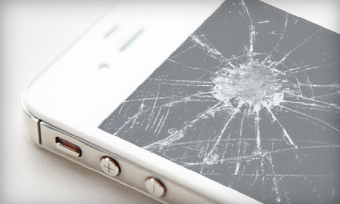 Nanotech Electronic Solutions - Coronation Park: iPhone Front-Screen Protector or $30 for $60 Worth of Repair Services at Nanotech Electronic Solutions