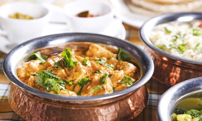 Citrus Indian Fusion - Dublin: Three-Course Indian Dinner for Two or Four at Citrus Indian Fusion (Up to 38% Off). Groupon Reservation Required.
