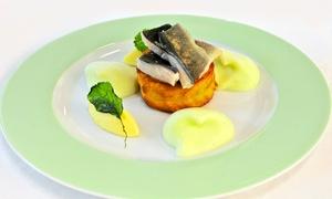 Auberge De La Roche: Menu gastronomique en 6 ou 8 mets concocté par le chef Philippe Feuvrier à l'Auberge de la Roche dès 79 € pour 2