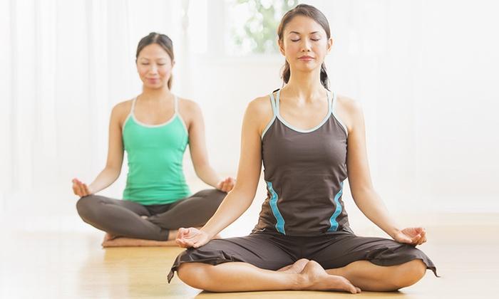 Atma Yoga - Atma Yoga: Yoga Pass - 10 ($39), 20 ($75) or 30 Classes ($99) at Atma Yoga, CBD (Up to $450 Value)