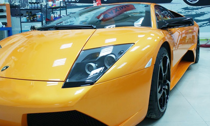Interior Or Exterior Car Detailing Wetless Car Cleaning
