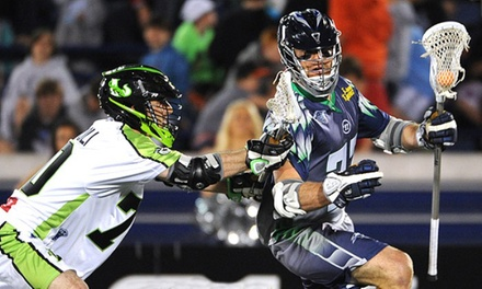 Chesapeake Bayhawks Lacrosse Game for Two or Four on Saturday, August 9 Including Pregame Meet-and-Greet (Up to 48% Off)