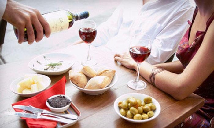 The Cellar Door - Cellar Door: Bistro Food and Wine for Lunch or Dinner at The Cellar Door (Up to 53% Off)