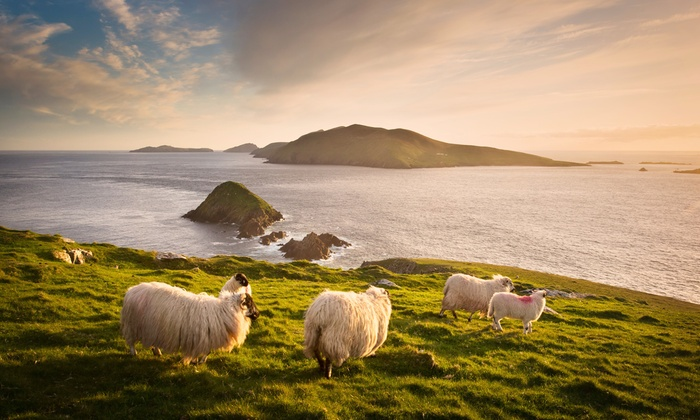 9-Day Vacation in Ireland with Airfare