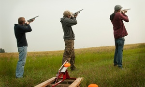 Earth Adventures: Clay Pigeon Shooting for One, Two or Four from R180 at Earth Adventures (Up to 65% Off)