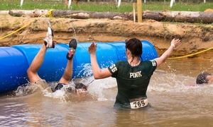 Hero Mud Run: $39 for One Entry to the Hero Mud Run on Saturday, May 7 ($85 Value)