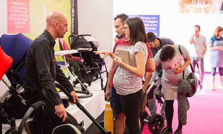 baby and toddler show north west in urmston greater