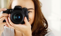 One-Day Introductory DSLR Course for One or Two at F4 Photography (Up to 72% Off)