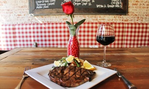 Spinello's East Coast Eatery: Italian Food at Spinello's East Coast Eatery (Up to 52% Off). Four Options Available.