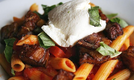Italian Dinner at La Bella Italia (Up to 38% Off). Two Options Available.