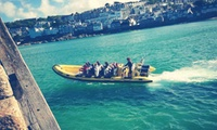 45-Minute Motorboat Hire for Six at St Ives Boat Rides (33% off)