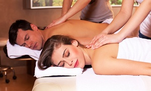 Chique Wellness Spa: Couples Massage Package for R799 at Chique Wellness Spa (60% Off)