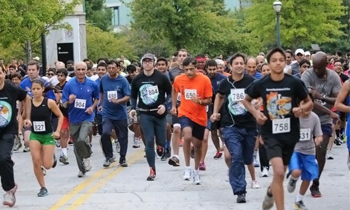 Partnership 5k Run (Poverty Initiative) - Fremont: Registration for One for Partnership 5K Run–Help End Global Poverty–Sunday Oct. 19 (Up to 47% Off)