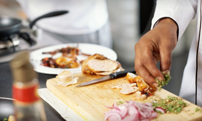 Healthy Habits Personal Chef & Catering Services - Camelback East: $125 for $249 Worth of Personal Chef Services at Healthy Habits Personal Chef Services