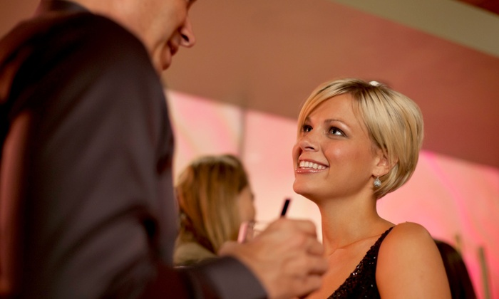 10 First Dates - Calgary: Speed-Dating Event for One or Two at 10 First Dates (Up to 58% Off)