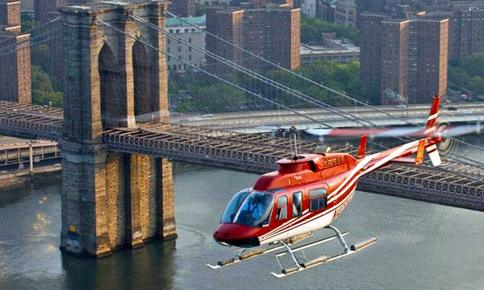 Liberty Helicopter Tours Groupon