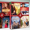 Holiday and Holiday Romance Collection 4-Movie DVD Sets