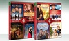 Holiday and Holiday Romance Collection 4-Movie DVD Sets: Holiday and Holiday Romance Collection 4-Movie DVD Sets