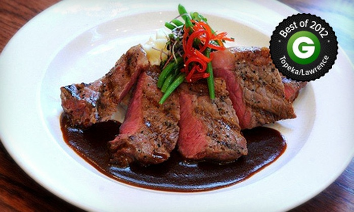 Hereford House - Multiple Locations: $20 for $40 Worth of Steak-House Dinner Cuisine at Hereford House