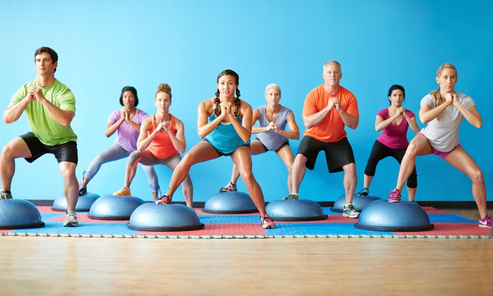 YouGotThis! Fitness - YGTF at Urban Sprawl Fitness: Five Boot-Camp Classes at YouGotThis! Fitness (65% Off)