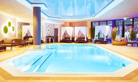 Bad Sachsa: 5 Tage für Zwei im Apartment inkl. Wellness und Infomaterial im 4* Göbels Ferienappartement Sonnenflügel