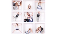 One-Hour The Box Photoshoot with Three Prints at Kiss Photography Studios (47% Off)