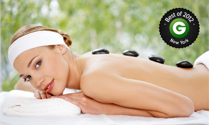 Spa Boutique 2 Go - East Harlem: 60-Minute Massage or European Facial, or Both with Hand and Foot Treatments at Spa Boutique 2 Go (Up to 57% Off)