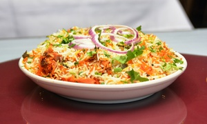 Charminar Biryani House-Maplewood: Up to 52% Off Food and Drinks for dining in at Charminar Biryani House-Maplewood