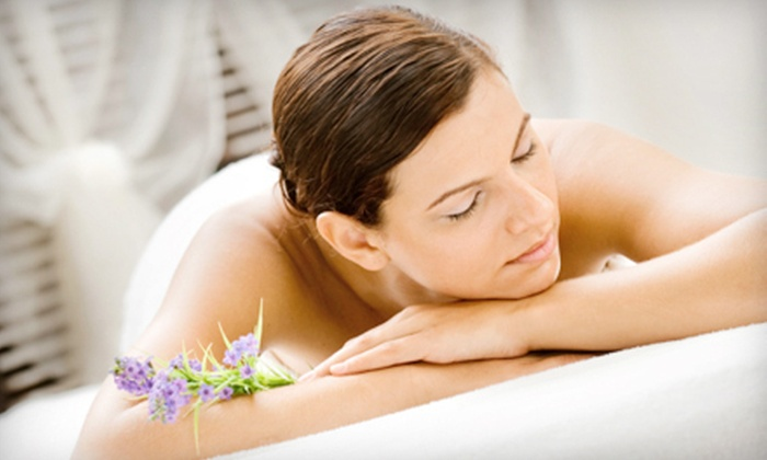 Just Relax Massage Therapy - Grogan's Mill: 90-Minute Pamper Yourself Spa Package for One or Two at Just Relax Massage Therapy in The Woodlands (Up to 53% Off)