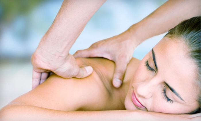 Lucy Noelle Beauty Shop and Day Spa - Eastland: $59 for a Manicure, Express Pedicure, Massage, and Facial at Lucy Noelle Beauty Shop and Day Spa ($130 Value)