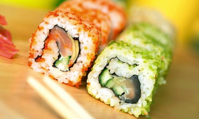 The Izakaya - Mangan Park: $18 for $30 Worth of Japanese Dinner for Two or More, Valid Saturday–Thursday at The Izakaya