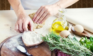 The Perky Parsnip: Healthy Home-Cooking Workshop for One or Two at The Perky Parsnip (Up to 51% Off)