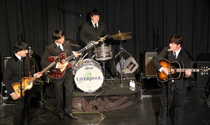 The Liverpool 4: Pre-Sale: The Liverpool 4, North America's Tribute to The Beatles on Saturday, April 30, at 9 p.m.