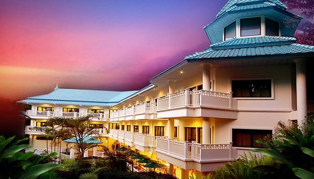 Krabi 4* Beach Resort in Aonang 4