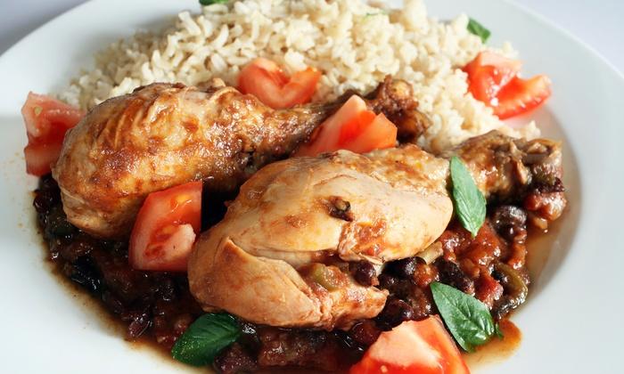 Caribbean Feast Restaurant - North Philadelphia East: Jamaican Cuisine for Two or Four or More at Caribbean Feast Restaurant (47% Off)