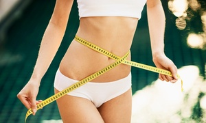 NU & Approved Body Look: Four or Seven Ultrasonic Fat-Reduction Treatments with Massage and Foot Detox at Nu & Approved Body Look (Up to 63% Off)
