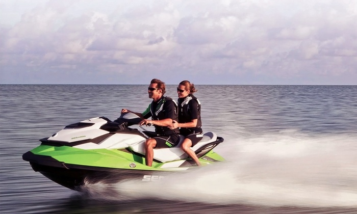 Makaio Watersports - Clermont: One-, Two-, or Eight-Hour Jet-Ski Rental at Makaio Watersports (Up to 64% Off)
