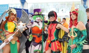 Windsor Comi Con: One-Day Admission and T-Shirts for One or Twoto Windsor ComiCon at Caesars Windsor Hotel (Up to 46% Off)