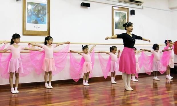 Up to 59  Off] Children's Ballet   Modern Dance Classes from RM38 for