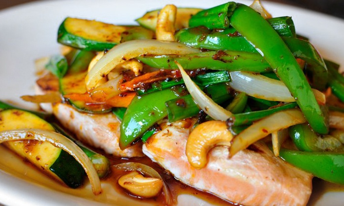 Pad Thai Siam - Windsor South: $10 for $20 Worth of Japanese and Thai Cuisine at Pad Thai Siam
