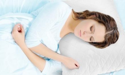 2-Pack MemoryLOFT Quilted Memory Foam and Premium Fiber Pillows